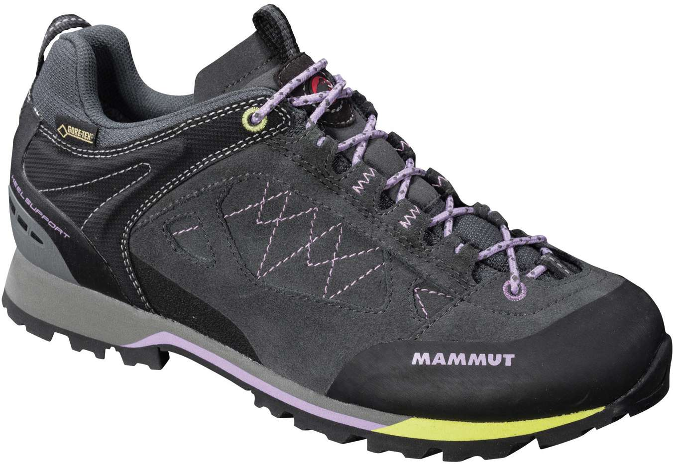 Mammut Ridge Low GTX® Women (graphite-fiji / EU 39.0 - UK 6.0) E4rz3L